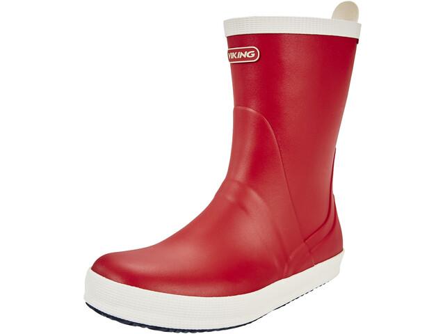 Viking Footwear Seilas Stivali, rosso